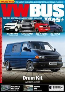 VW Bus T4&5+ - May 2019