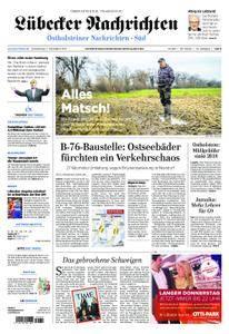 Lübecker Nachrichten Ostholstein Süd - 07. Dezember 2017