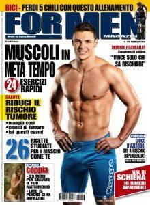 For Men Magazine - Febbraio 2016