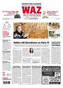 WAZ Westdeutsche Allgemeine Zeitung Oberhausen-Sterkrade - 18. August 2018