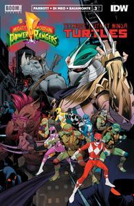 Mighty Morphin Power Rangers-Teenage Mutant Ninja Turtles 003 2020 digital Raphael