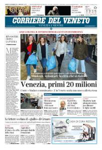 Corriere del Veneto Venezia e Mestre – 15 novembre 2019