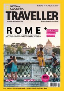 National Geographic Traveller UK – November 2021