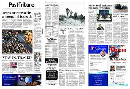 Post-Tribune – February 25, 2018