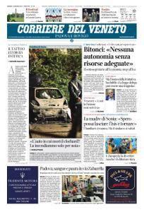 Corriere del Veneto Padova e Rovigo - 14 Giugno 2018