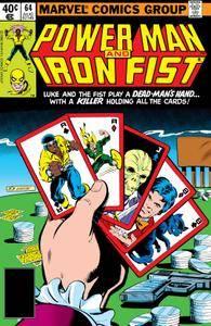 Bronze Age Baby -Power Man  Iron Fist 064 1980 Digital