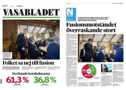 Vasabladet – 18.03.2019