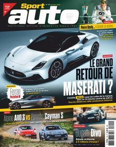 Sport Auto France - octobre 2020