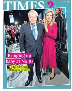The Times Times 2 - 2 March 2020