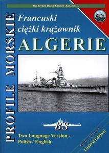 Profile Morskie 52: Francuski Ciezki Krazownik Algerie - The French Heavy Cruiser Algerie (Repost)