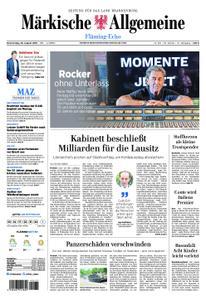 Märkische Allgemeine Fläming Echo - 29. August 2019
