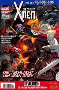 Die neuen X-Men 16 Nov 2014