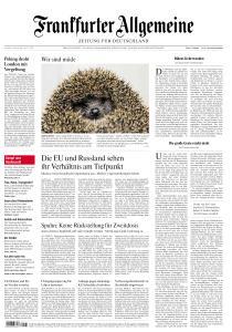 Frankfurter Allgemeine Zeitung - 6 Februar 2021