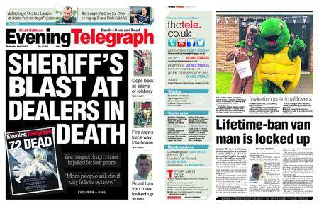 Evening Telegraph First Edition – May 02, 2018
