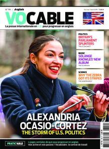 Vocable Anglais – 04 avril 2019