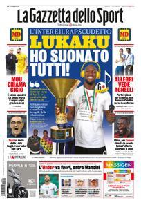 La Gazzetta dello Sport Nazionale - 1 Giugno 2021