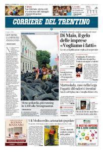 Corriere del Trentino – 23 settembre 2018
