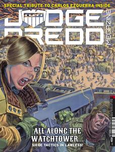 Judge Dredd Megazine 402 2018 digital Minutemen