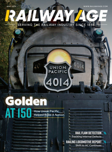 Railway Age - May 2019