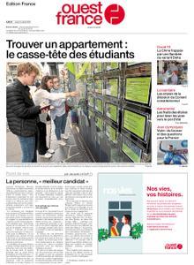 Ouest-France Édition France – 05 août 2021