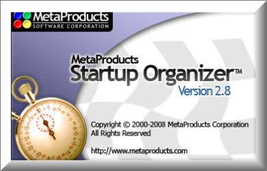 Startup Organizer v2.9.302 WinAll Multilingual