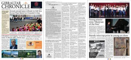 Gibraltar Chronicle – 27 February 2018