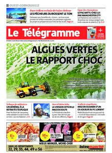Le Télégramme Ouest Cornouaille – 29 avril 2021