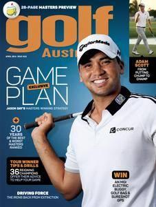 Golf Australia - April 2016