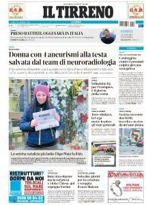 Il Tirreno Livorno - 14 Gennaio 2019