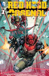 Red Hood-Arsenal 001 2015 Digital