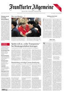 Frankfurter Allgemeine Zeitung - 10 März 2021