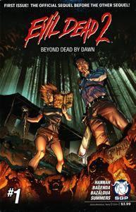 Evil Dead 2 Beyond Dead By Dawn 0012015