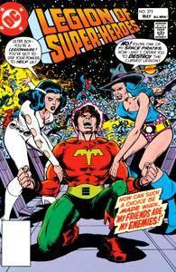 Legion of Super-Heroes 275 digital LP