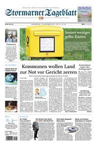 Stormarner Tageblatt - 19. September 2019