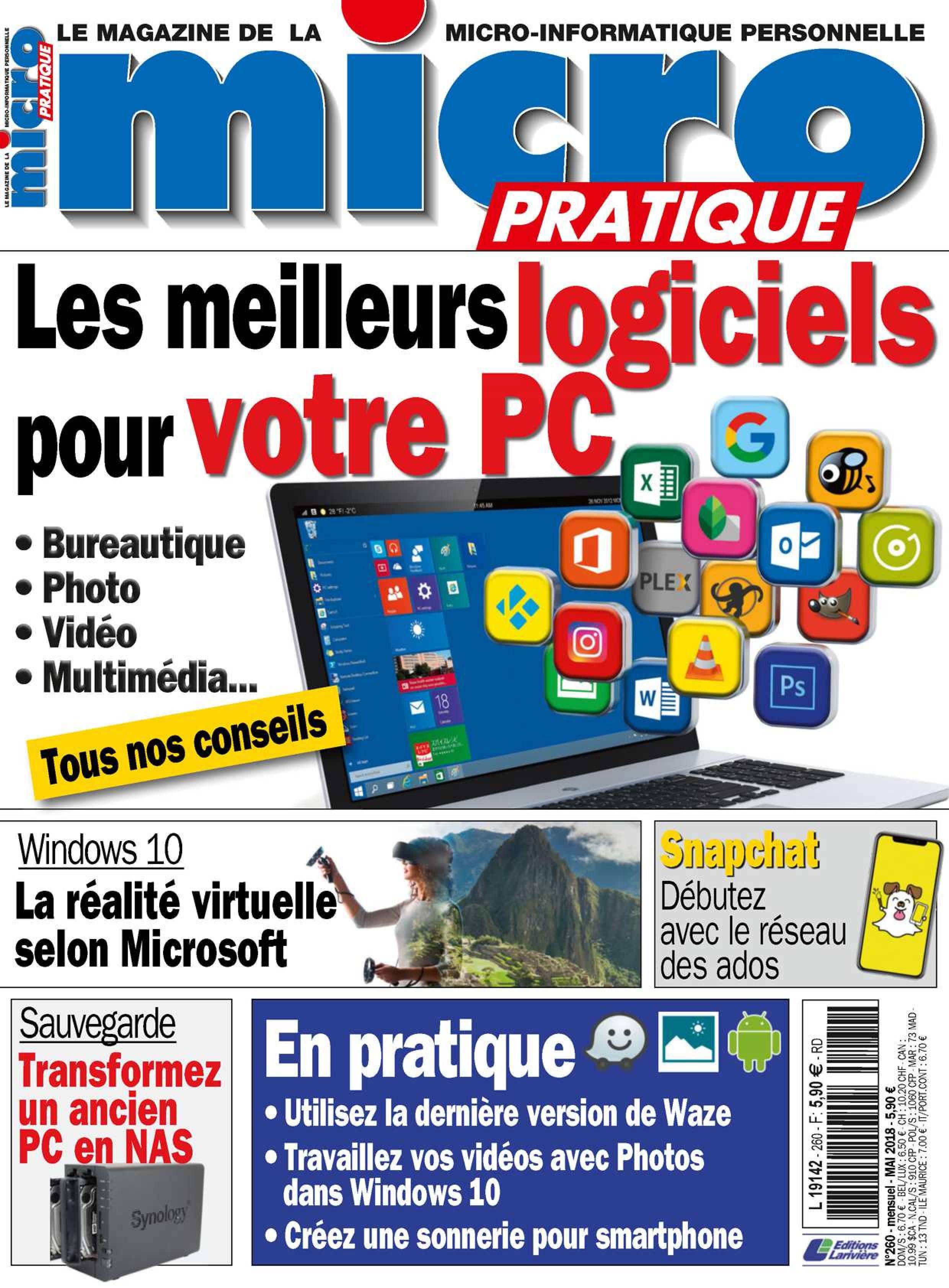 Micro Pratique - mai 2018 / AvaxHome