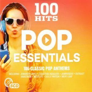 VA - 100 Hits Pop Essentials (2017)