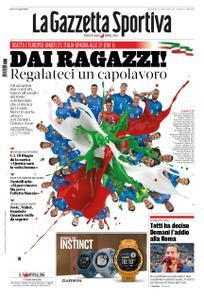La Gazzetta dello Sport Sicilia – 16 giugno 2019