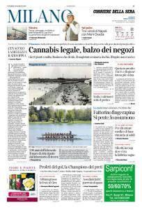 Corriere della Sera Milano - 25 Maggio 2018