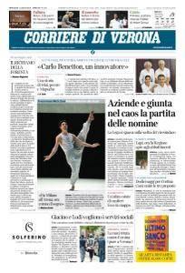 Corriere di Verona - 11 Luglio 2018