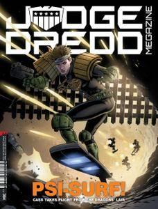 Judge Dredd The Megazine 384 2017 Digital