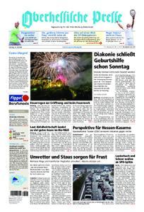 Oberhessische Presse Marburg/Ostkreis - 13. Juli 2019