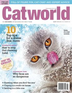 Cat World – February 2019