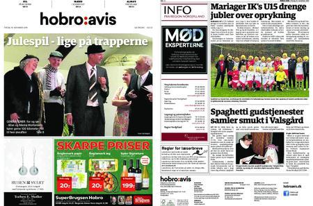 Hobro Avis – 19. november 2019