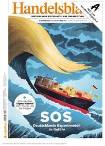 Handelsblatt - 20. Oktober 2017