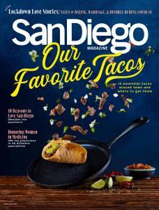 San Diego Magazine - February 2021