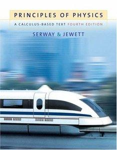 Principles of Physics: A Calculus-Based Text, 4th edition (repost)