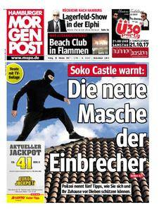 Hamburger Morgenpost - 20. Oktober 2017