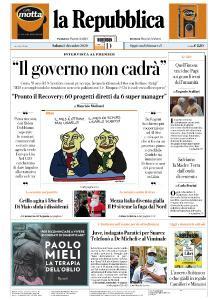 la Repubblica - 5 Dicembre 2020