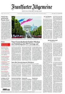 Frankfurter Allgemeine Zeitung F.A.Z. - 15. Juli 2019