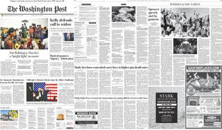 The Washington Post – October 20, 2017
